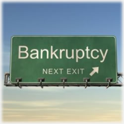 San Bernardino, Calif Files for Bankruptcy