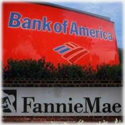 Bank of America, Fannie Mae Talk Bad Mortgages