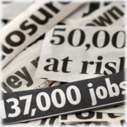 Unemployment Filings Up by 2,000