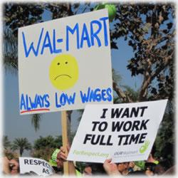 Black Friday and Wal Mart Strike?