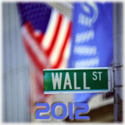 Wall Street 2012: A Look Back