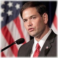 Testimony on Rubio and American Express Misuse