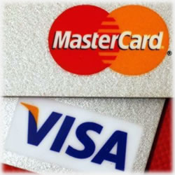 Visa and MasterCard Bolstered by Consumer Spending