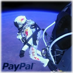 PayPal in Outer Space?