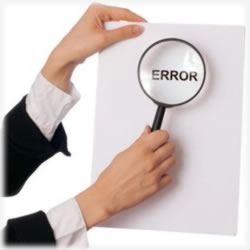Who to Believe When it Comes to Credit Report Mistakes?